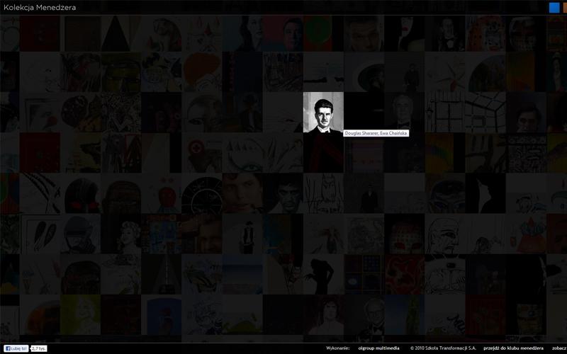 Kolekcja Menedżera - wyszczególniony obraz