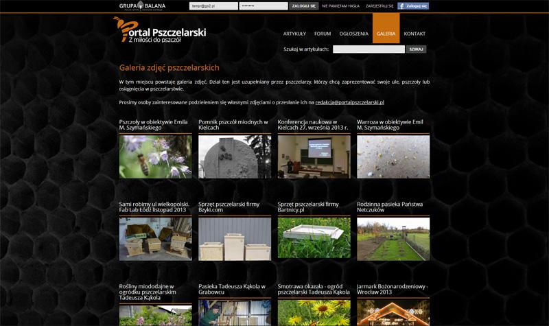 Portal Pszczelarski